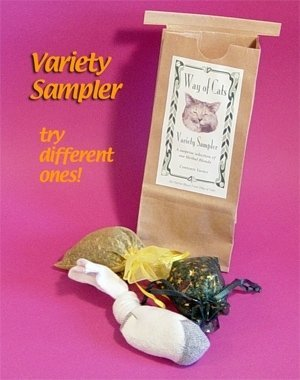 The Way of Cats Herbal Variety Sampler