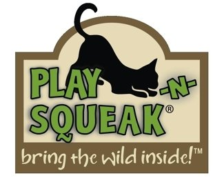 Play-N-Squeak Cat Toys by OurPet's