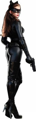 New shots of Anne Hathaway's Catwoman