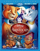 More Disney dog and cat animated classics available on home video