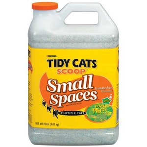 Product Review: Tidy Cats Scoop Small Spaces - CatTime