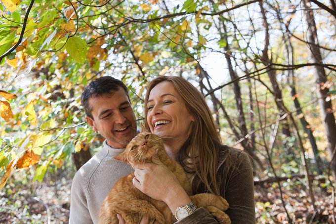 A pet's visitation schedule works similar to that of a child, including financial expenses. (Picture Credit: Getty Images)