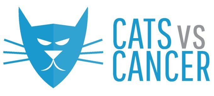cats vs cancer logo