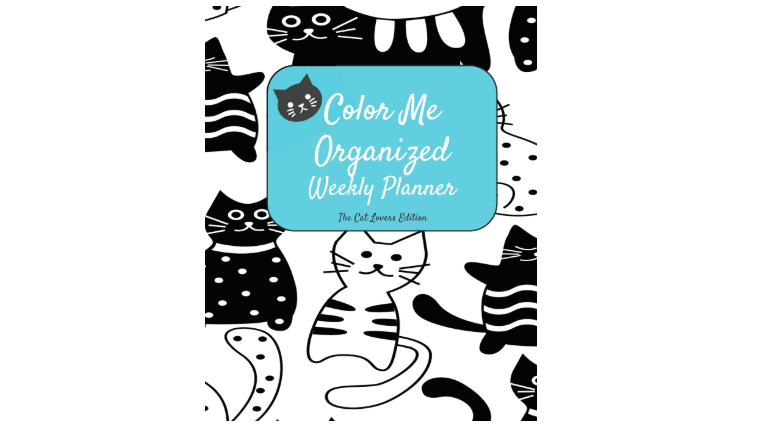 Coloring Book Planner
