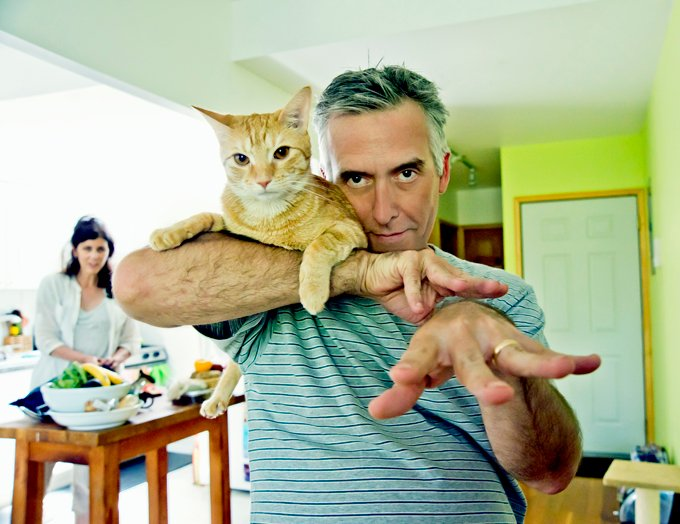Happy Father's Day Cat Daddies!