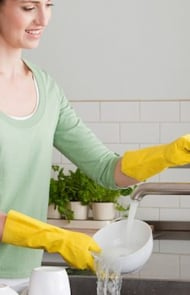 Avoid Extreme Cleaning Products