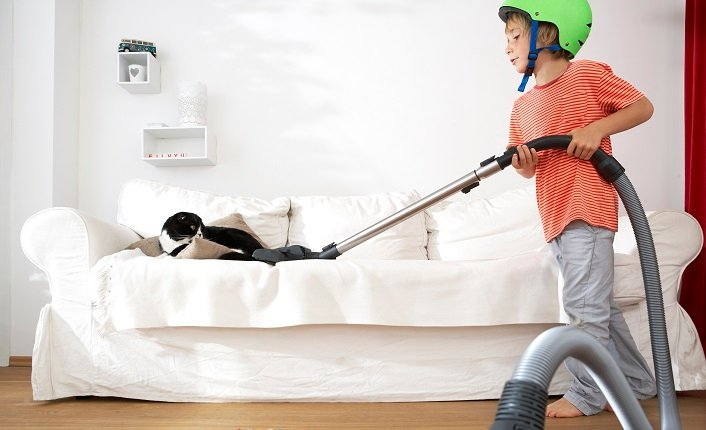 Get Out Of House Cleaning If You Can